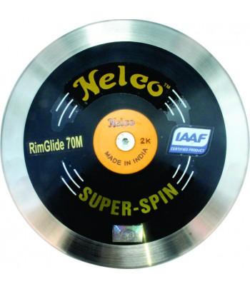 DISCO NELCO SUPER SPIN BLACK