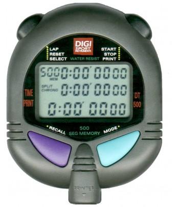 Cronómetro de 500 memorias...